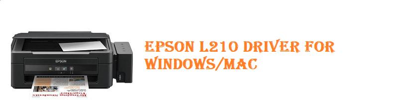Epson L210 Driver