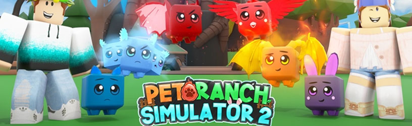 welcome to official website of pet ranch simulator 2 codes