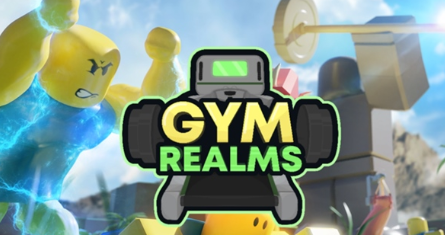 gym realms codes on roblox